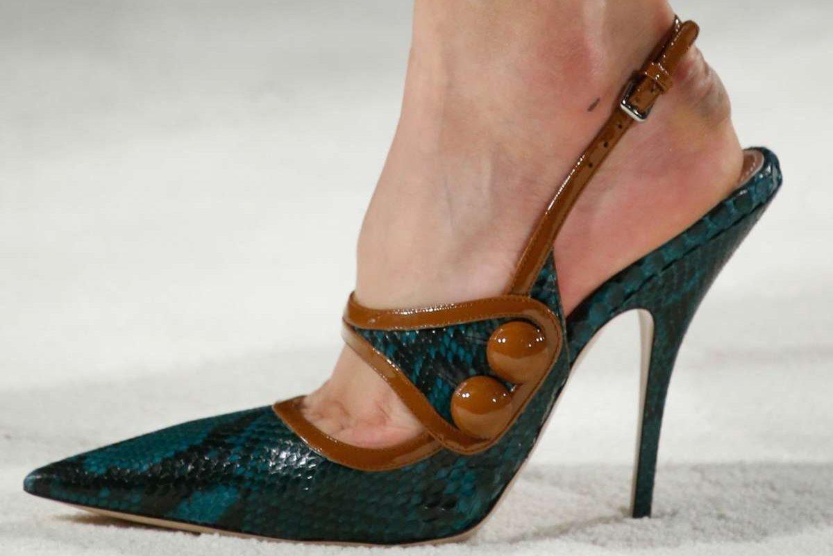 new products b4417 46469 Le scarpe Miu Miu sono tra le scarpe più amate dalle donne