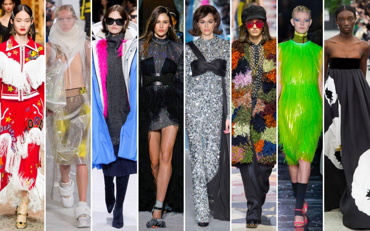Moda inverno 2019 per la donna