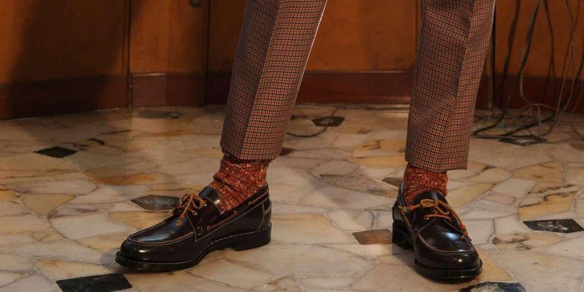 Moda scarpe inverno 2018 Uomo