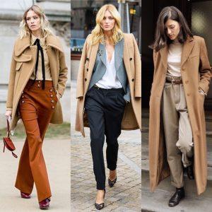 Il Cappotto Cammello è sempre di Moda?