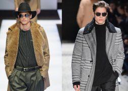 Moda Uomo Autunno Inverno 2019